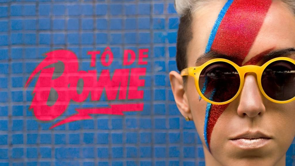 Bloco Tõ de Bowie já tem mais de 8 mil confirmados para seus desfile de estreia. Foto: divulgação