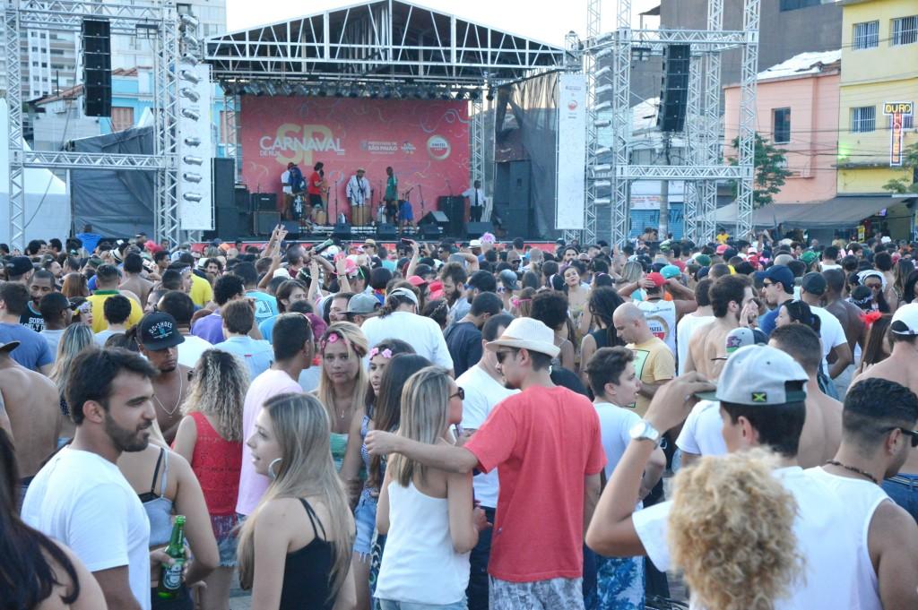 Largo da Batata e outras quatro regiões da cidade têm show durante o Carnaval. Foto: Divulgação