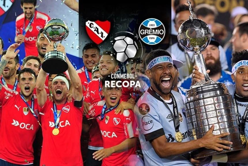 4a69bb067e Recopa pode dar ao Grêmio o que nenhum time brasileiro conseguiu ...