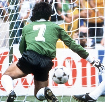 80ef4329ef12e Por que a Argentina campeã de 78 teve goleiro com a camisa 5 ...