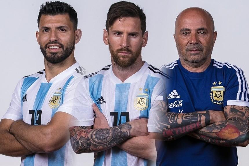 Argentina é a mais velha das 32 seleções do Mundial, e idade pode ser fatal para o tri