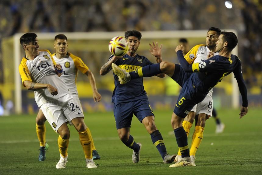 cebeb3c841 Boca  tira o pé  antes de batalha contra o Palmeiras - Esporte - UOL ...