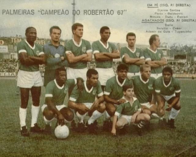 Taça Brasil é Brasileirão  Robertão é Brasileirão  Entenda. Ou não ... 240d2e07ff628