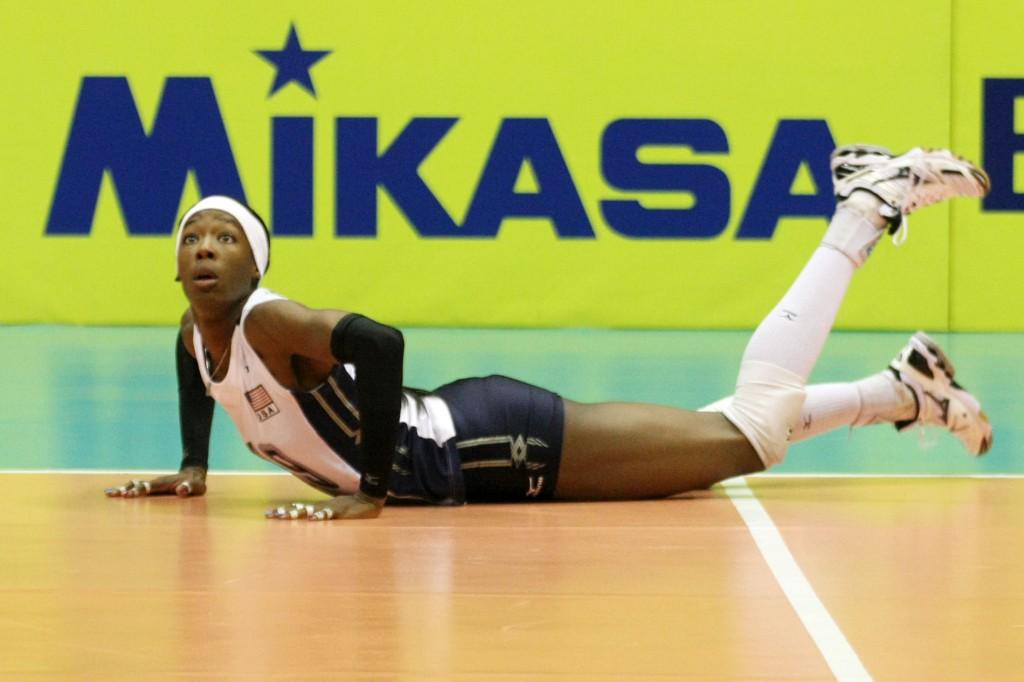Fora da Seleção dos EUA há alguns anos, Hooker não estará presente aos Jogos do Rio 2016 (foto: FIVB)