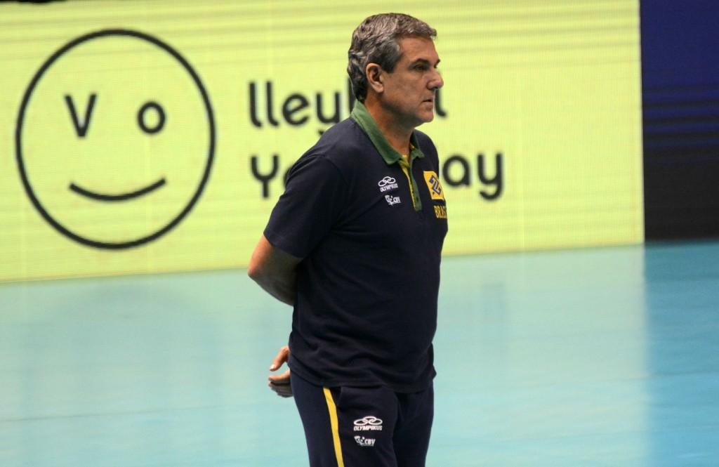 Zé Roberto fez um excelente trabalho contra a Holanda (Foto: Divulgação/FIVB)