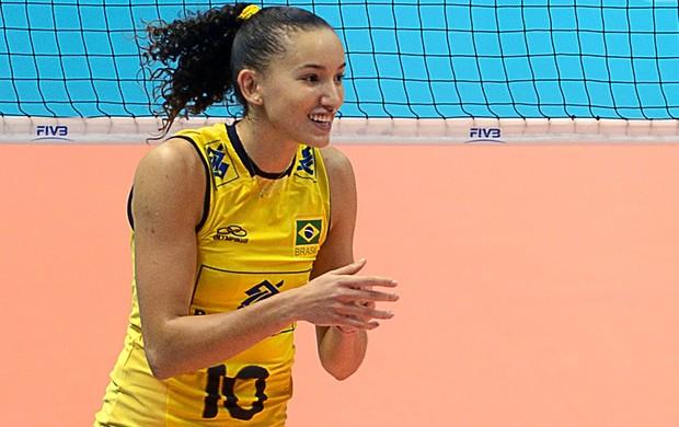 Gabi é a única jogadora nova que conseguiu se estabelecer na seleção principal neste ciclo