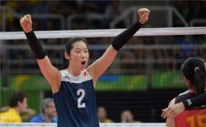 Ting Zhu foi a maior pontuadora da partida