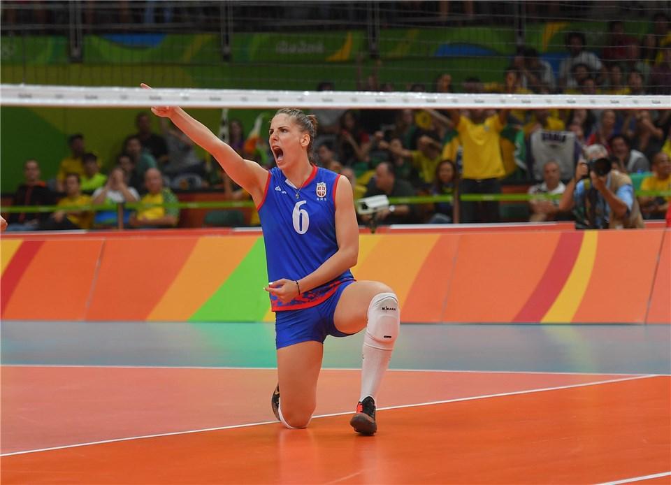 Malesevic espera que frustração se torne felicidade pelo resultado nos próximos meses (Foto: Divulgação/FIVB)