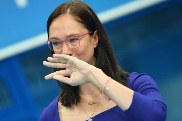 Gamova anunciou sua aposentadoria em maio, pouco antes da Olimpíada do Rio (Fotos: Divulgação/Dínamo Kazan)
