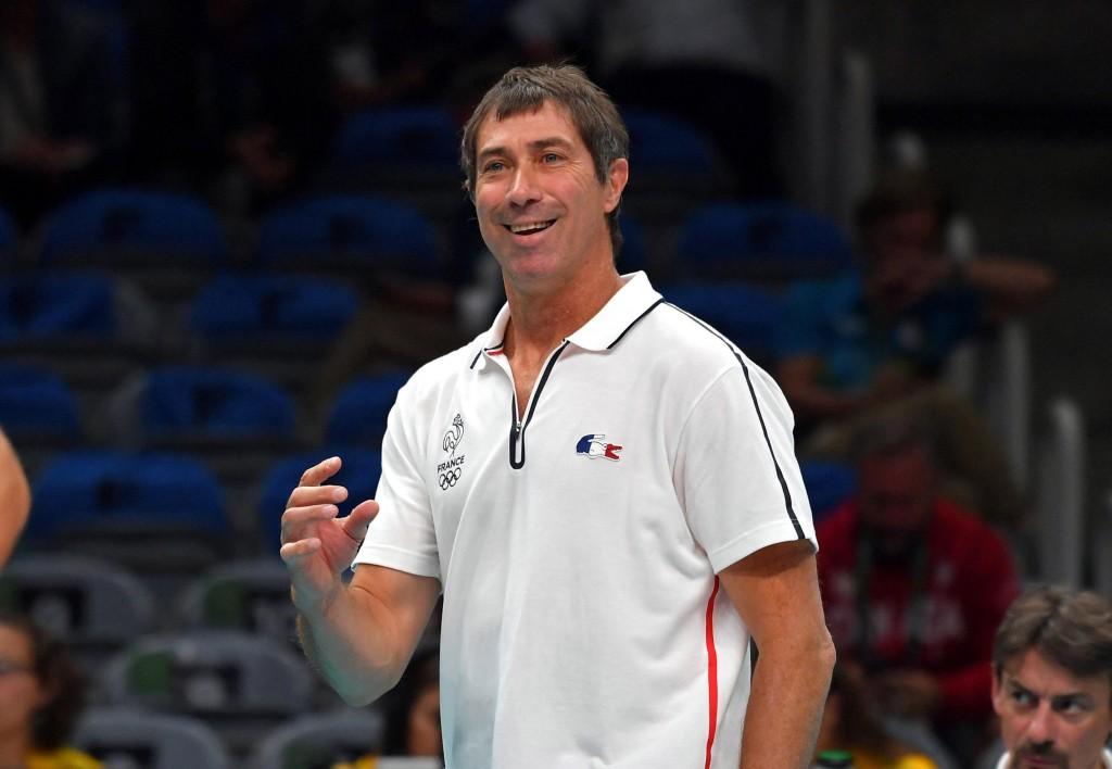 Laurent Tillie coach of France