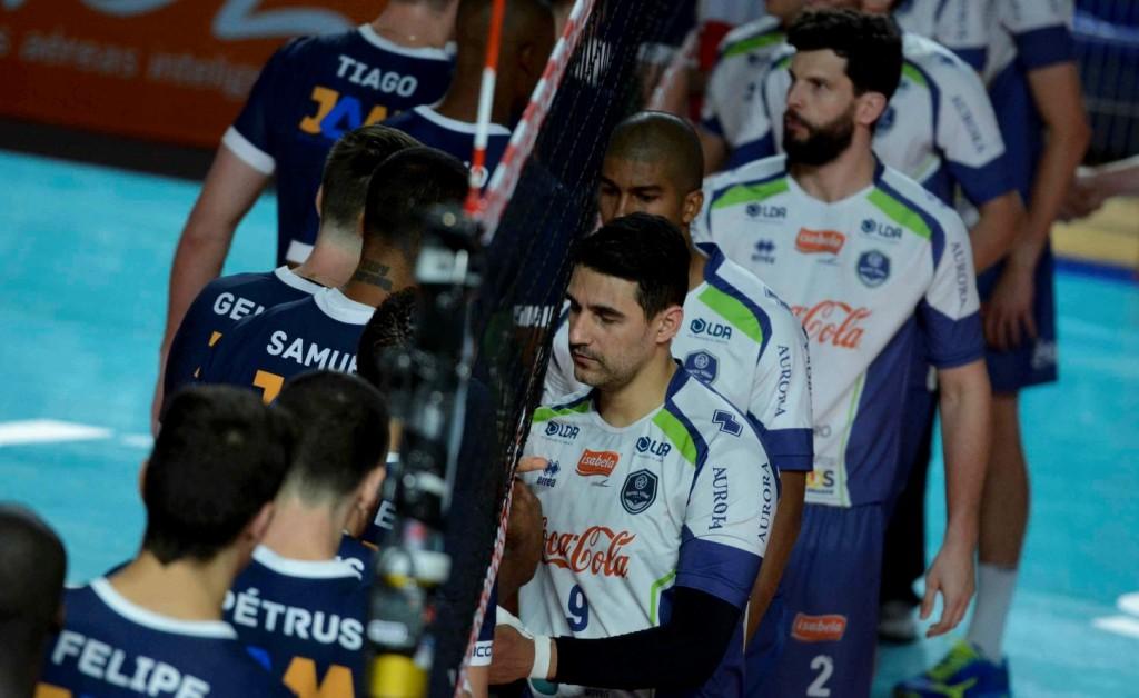 Minas e Bento Vôlei: disputa pela oitava posição (Washington Alves/Inovafoto/CBV)