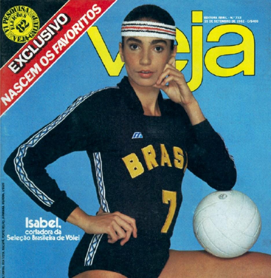 Memória  o vôlei feminino do Brasil e seus primeiros sinais de ... 2b10d6dd819e1