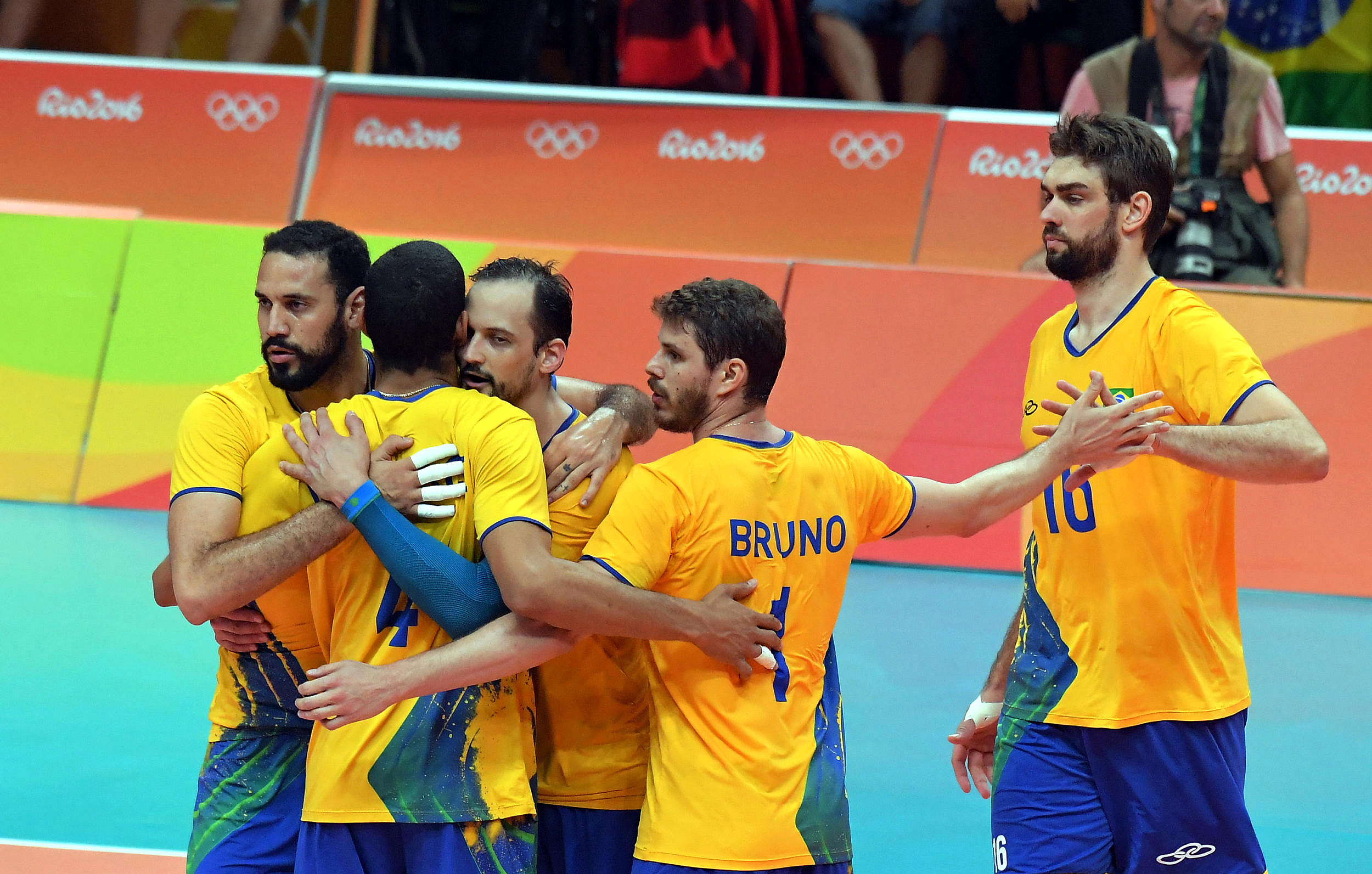 497400ca69 Dez dos 18 convocados para a Liga Mundial 2017 estiveram nos Jogos  Olímpicos do Rio de Janeiro (FIVB)