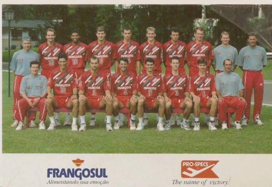 O dia em que Carlão jogou (e foi campeão da Superliga) com o pé ... 264a984bd784c