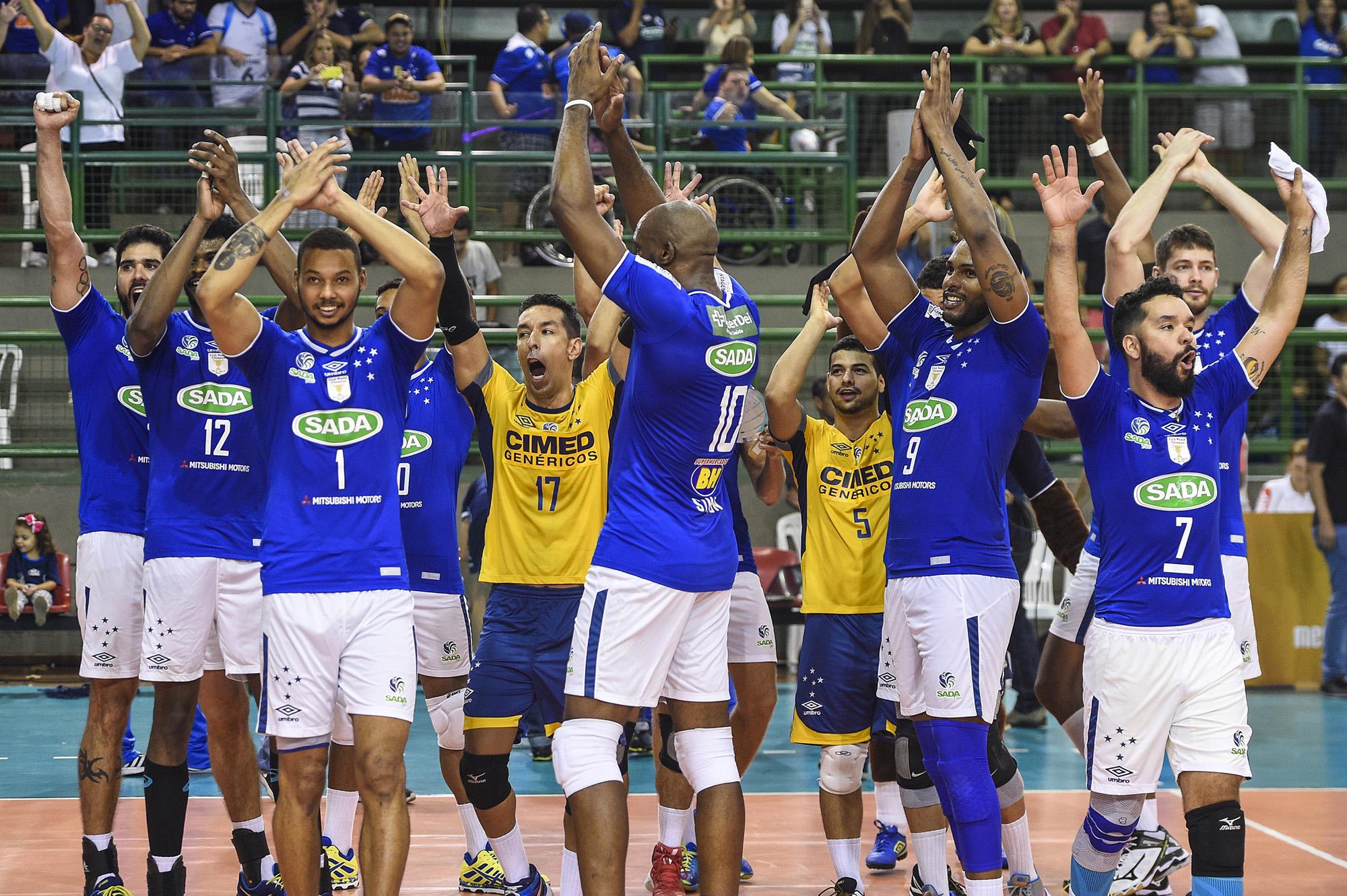 Sada Cruzeiro  como evitar que o favoritismo tire o foco da decisão ... fa247c7257de0