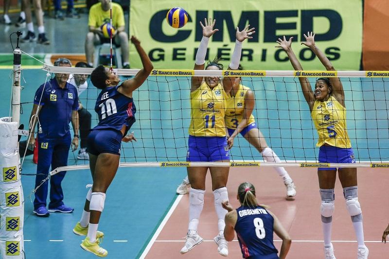 Brasil permite virada dos Estados Unidos e perde terceiro amistoso ... 5a05d3fd96c7f
