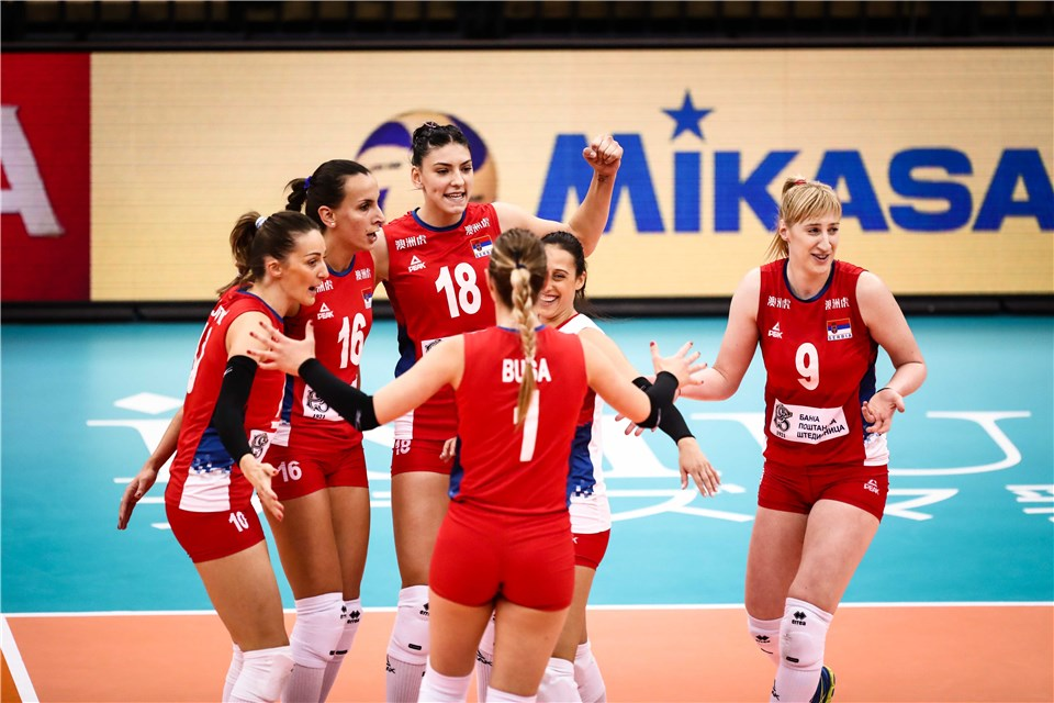 Servia X Holanda E China X Italia Serao As Semifinais Do Mundial Feminino Uol Esporte