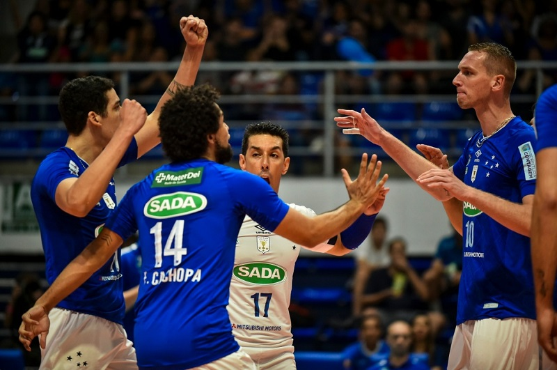 Superliga tem início nesta quarta com hegemonia do Sada Cruzeiro ameaçada f16efd1606834