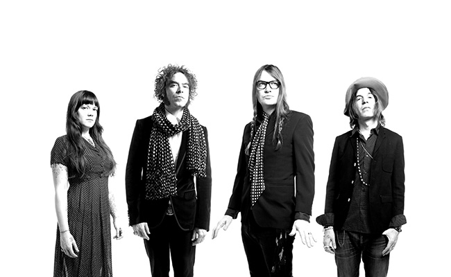 The Dandy Warhols (Portrait 1 - 2016)