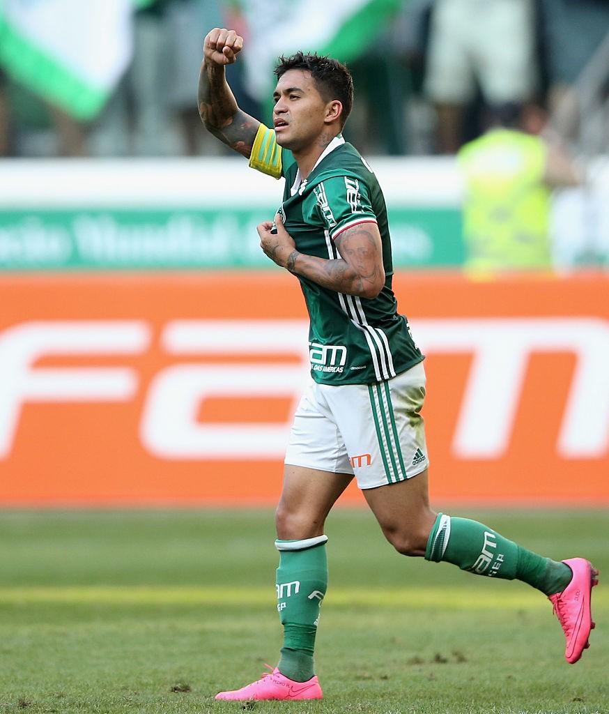 Dudu foi comprado integralmente pelo Palmeiras (Crédito: Friedemann Vogel /Getty Images)