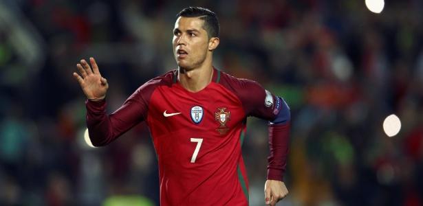 3838cbe4d1 Cristiano Ronaldo será um dos destaques na Copa da Rússia (Crédito  Pedro  Nunes Reuters)