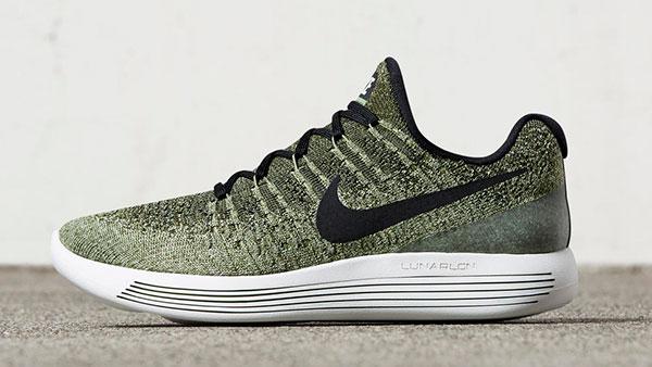 Primeiro tênis de running da Nike a contar com aquela botinha que chega até  o começo da canela, o LunarEpic Flyknit ganhou sua segunda versão, ...