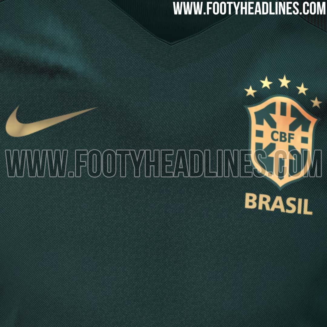 49a18451ad Seleção brasileira terá nova versão de camisa que a CBF não pretende ...