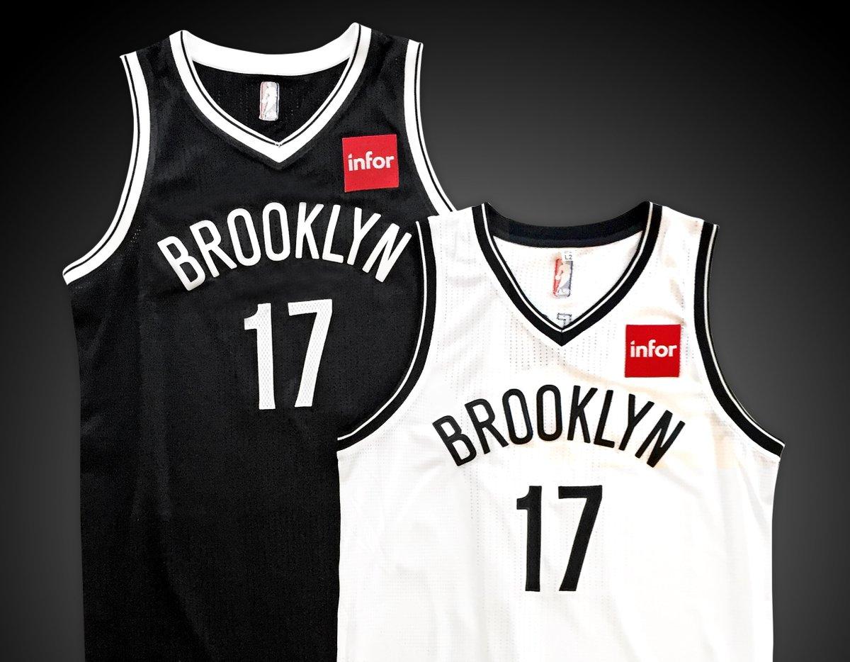 6abae82b5d O Brooklyn Nets anunciou nesta quarta-feira (8) como será sua camisa na  próxima temporada da NBA