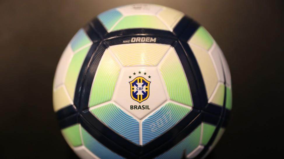CBF apresenta nova bola que será usada no Brasileirão e Copa do ... 0651349f17da8
