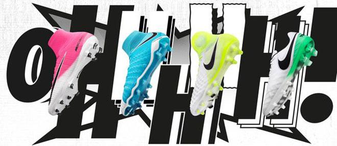 Adidas e Nike lançam novas chuteiras na rodada de Eliminatórias - 20 ... 39824aead5014