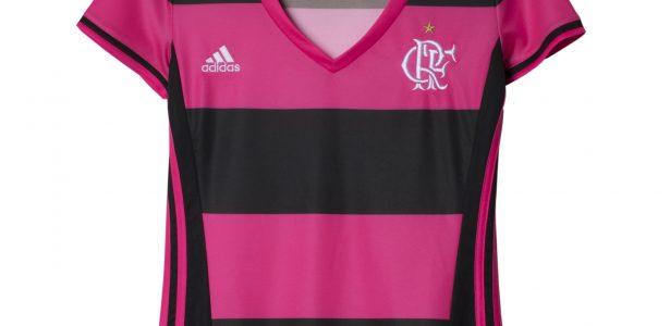 f1830fec5f Fla lança camisa rosa e preto em comemoração ao Dia Internacional da Mulher  - 20 03 2008 - UOL Esporte