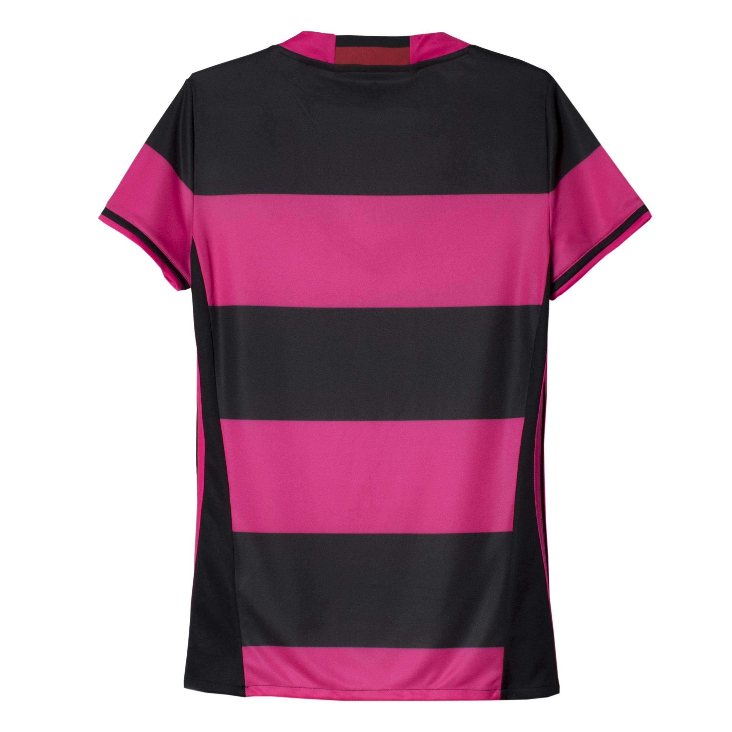 9da89bcefe Fla lança camisa rosa e preto em comemoração ao Dia Internacional da ...