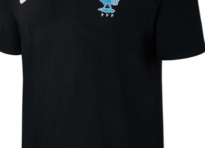 e5262d8ac7 França ganha terceiro uniforme preto inspirado em cultura de rua - 20 03 2015  - UOL Esporte