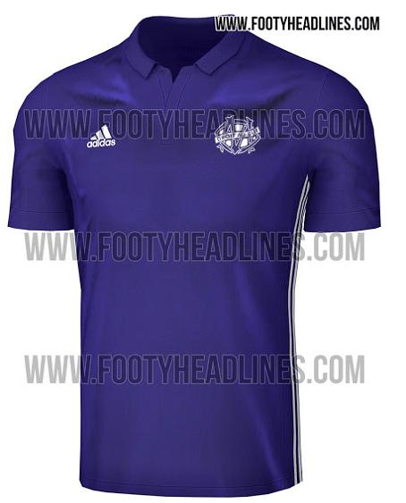 O site especializado em camisas de futebol e indumentária esportiva Footy  Headlines divulgou nos últimos dias os modelos de camisetas que deverão ser  ... bee314ca12123