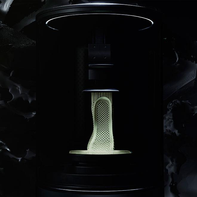 Adidas lança tênis feito em impressora 3D usando luz e oxigênio - 20 ... ba87f0668857e