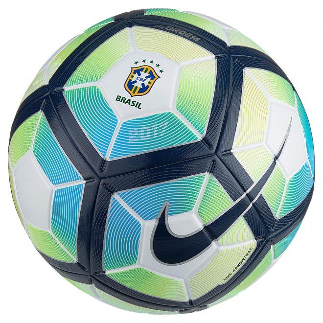 02c168cfd A versão do Brasileirão e da Copa do Brasil é chamada Nike CBF Ordem 4