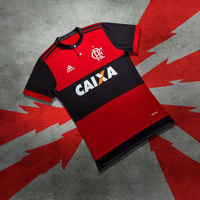 Conheça a nova camisa do Flamengo 783d0b4d0b529