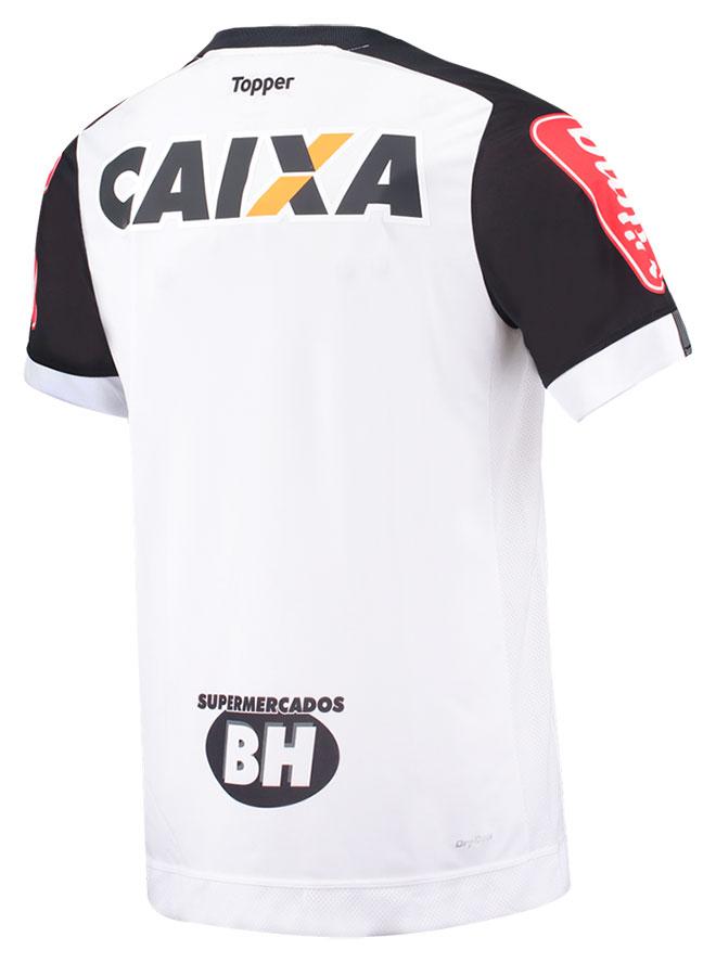 fa0e783664 Lançamento de uniforme do Atlético-MG tem provocação ao Cruzeiro ...