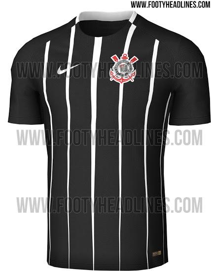 f4bef6a2b2 Site divulga supostos novos uniformes do Corinthians - 20 04 2008 ...