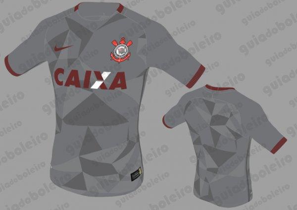 01528c443b Site divulga supostos novos uniformes do Corinthians - 20 04 2008 ...