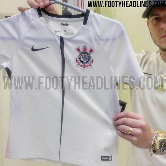 0af49962b4094 Os supostos novos uniformes também não foram confirmados pelo Corinthians.  Mas se for real
