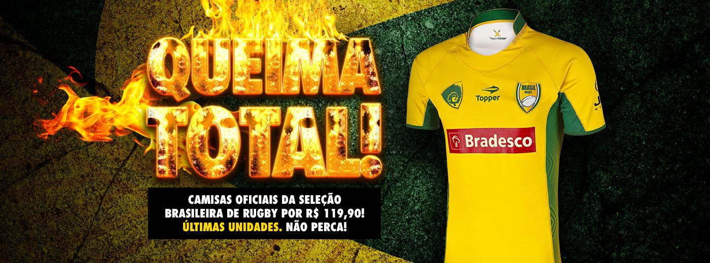 216ac77a8c Preparando camisa nova para maio, seleção de rúgbi faz promoção em site