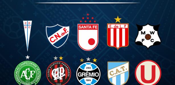 Por que a Umbro é a marca que mais patrocina times na Libertadores  -  20 04 2027 - UOL Esporte 08018960e5f19