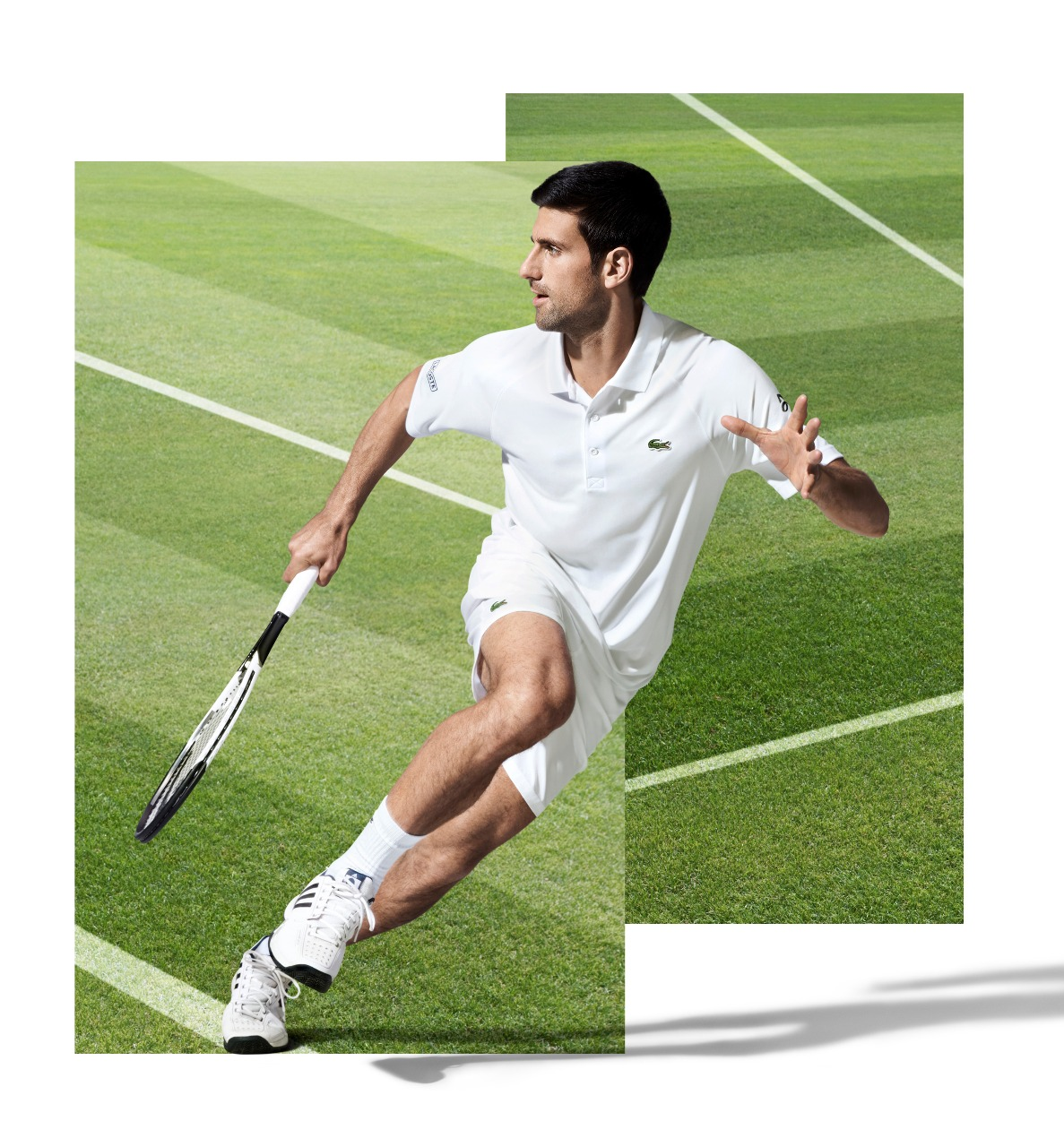 e319f78bd Conheça os novos uniformes de Novak Djokovic - UOL Esporte
