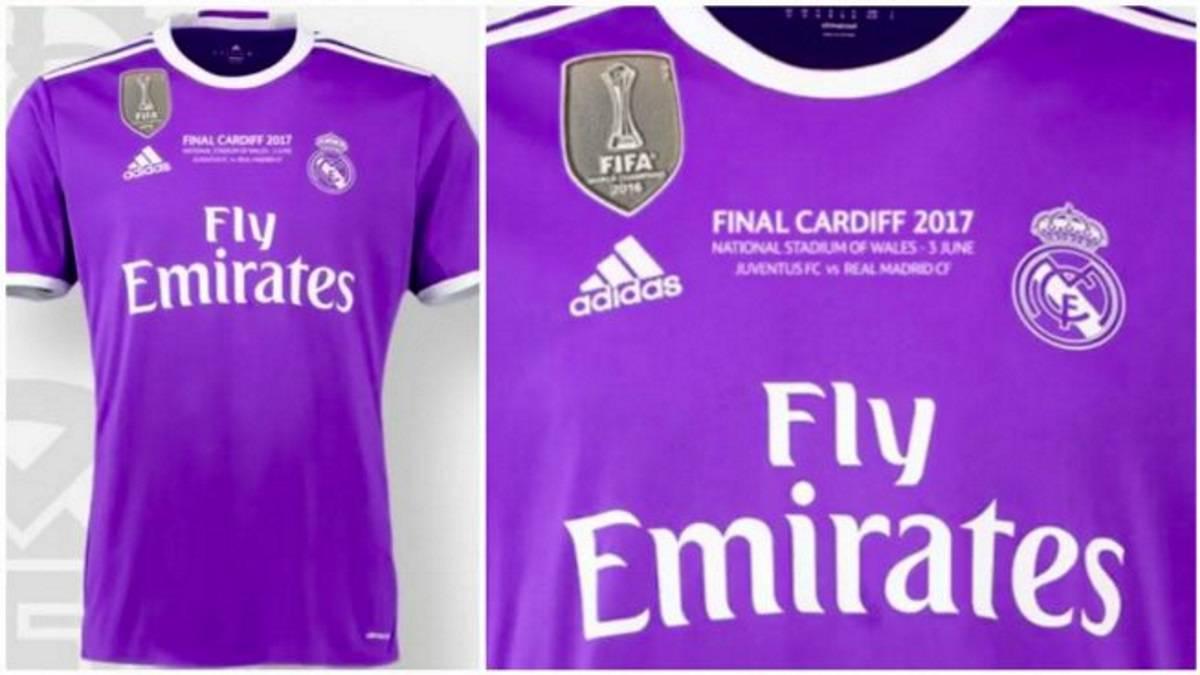 8eb9216953 Jornal diz que Real Madrid jogará final da Champions de roxo  veja camisa