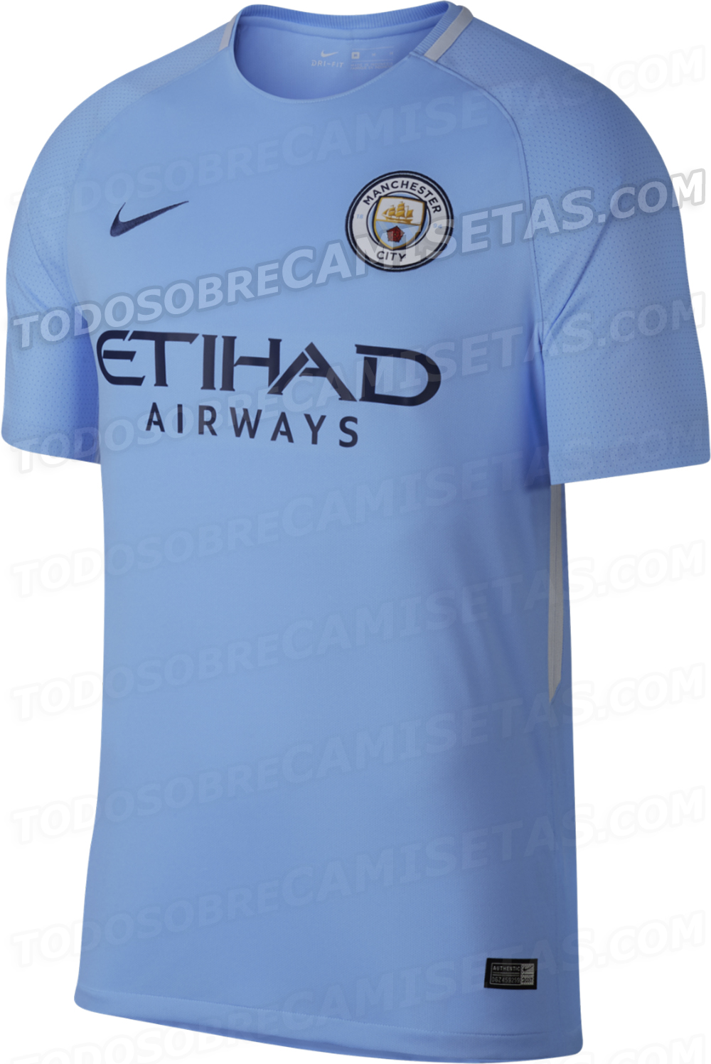 b8f3bd612 Site mostra imagem de possível camisa do Manchester City para a temporada  2017 2018