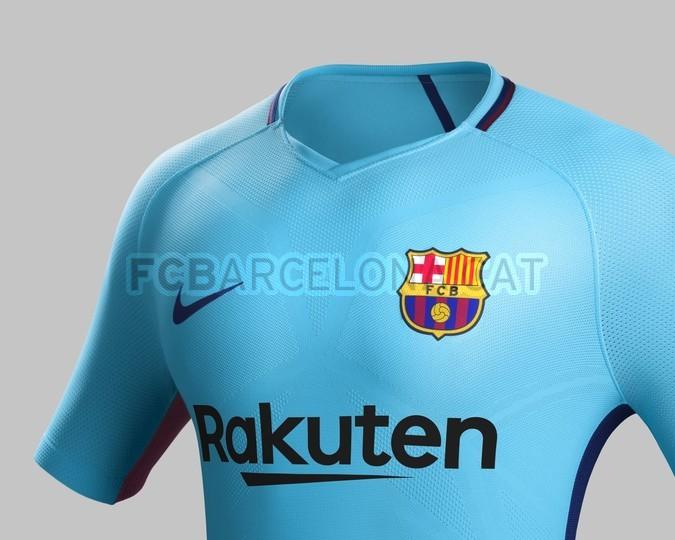 4300d1ddda Barcelona lança uniforme dois para a temporada 2017/2018 - UOL Esporte
