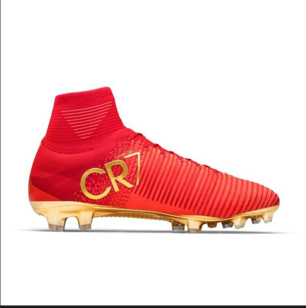 a0559eb489f4e Cristiano Ronaldo terá chuteira especial na Copa das Confederações; veja o  modelo
