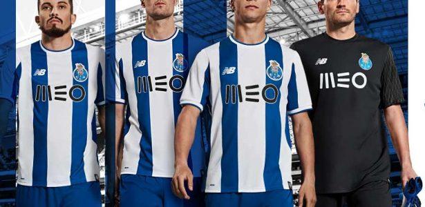 9e32dd137867b Porto divulga novo uniforme com Casillas e lateral brasileiro - UOL Esporte