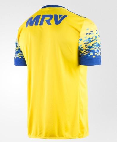 6f2a0148c002e Amarelo e azul  Flamengo lança seu terceiro uniforme - UOL Esporte